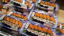 Jajan Sushi, Tempura hingga Takoyaki Enak di Supermarket Ini