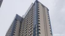 Video Apartemen Viral, Polisi: Dicek Tidak Miring, Tidak Retak
