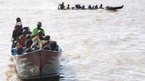 Begini Susahnya Akses ke Asmat Papua, Perahu Jadi Transportasi Utama