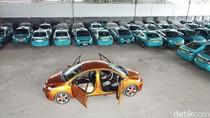 Mobil Bermuka Dua dan 24 Merek Kendaraan Datang ke Kemayoran