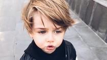 Intip Potret Tampan Mete Gursoy, Bocah yang Viral karena Masuk 9GAG