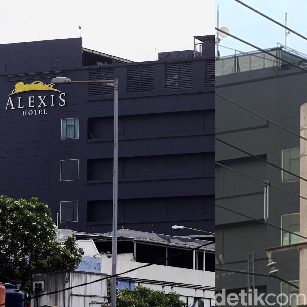 Pemprov DKI Berencana Tutup Alexis, 60 Polisi Bersiaga