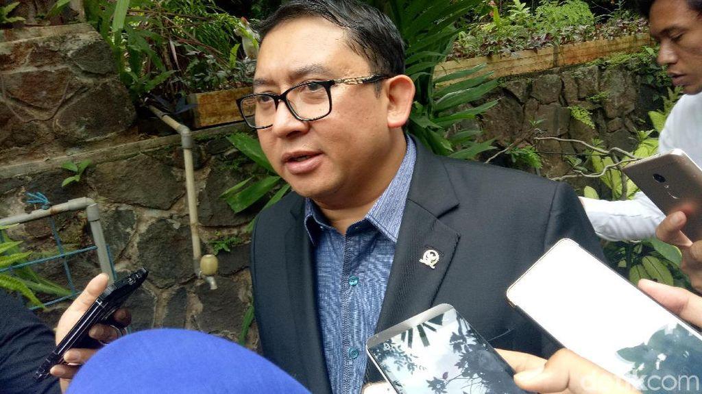 Muncul Wacana Prabowo Cawapres, Fadli: Pendukung Jokowi Ketakutan