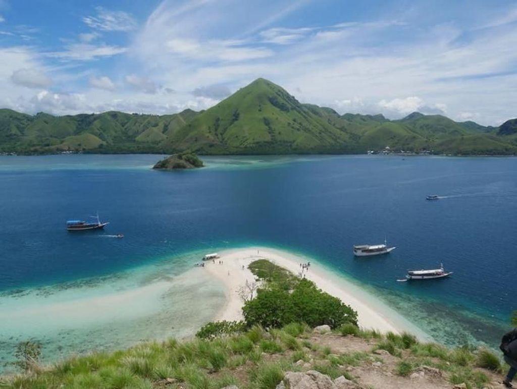Yang Eksotis dari Labuan Bajo: Pulau Kelor