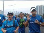 Cerita Pengawal Soal 3 Hal yang Harus Ada Saat Sandiaga Lari Pagi