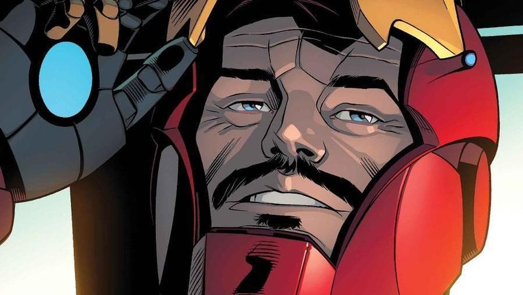Tony Stark Kembali Lagi di Komik Invincible Iron Man