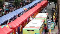 Anies-Sandi Melawan Hukum di Tn Abang, Ini Sikap Fraksi DPRD DKI