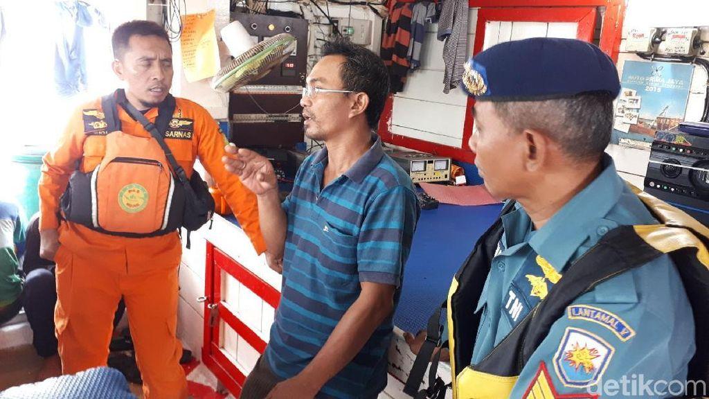 Begini Cerita Nakhoda KM Astro Sari Terombang-ambing 7 Hari di Laut