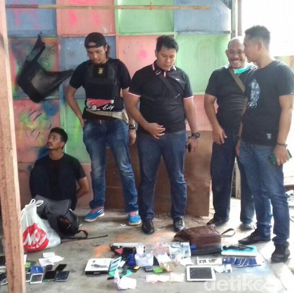 Gerebek Kampung Ambon, Polisi Sita 18 Kg Sabu