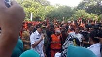 Hibur PPSU di Cipayung Jaktim, Sandiaga Goyang Terajana