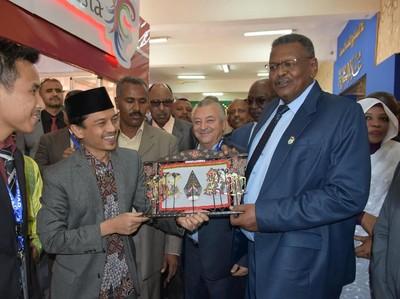 Hadroh Marawis Jadi Pintu Promosi Indonesia di Sudan