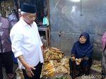 Syaikhu Mulai Blusukan Sapa Pedagang Pasar di Cirebon