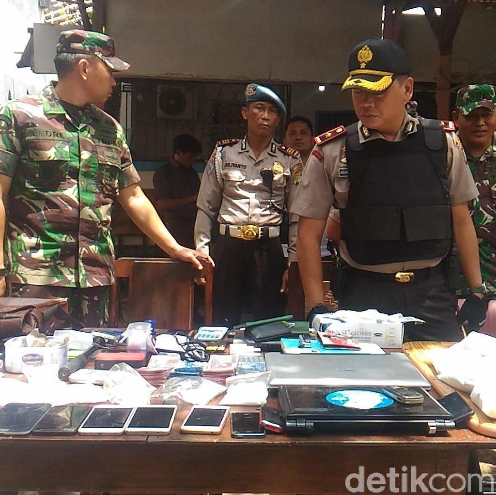 Gerebek Kampung Ambon, Polisi juga Sita Senpi dan Sajam