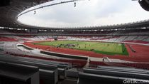 Komisi X DPR Tinjau Stadion Utama GBK