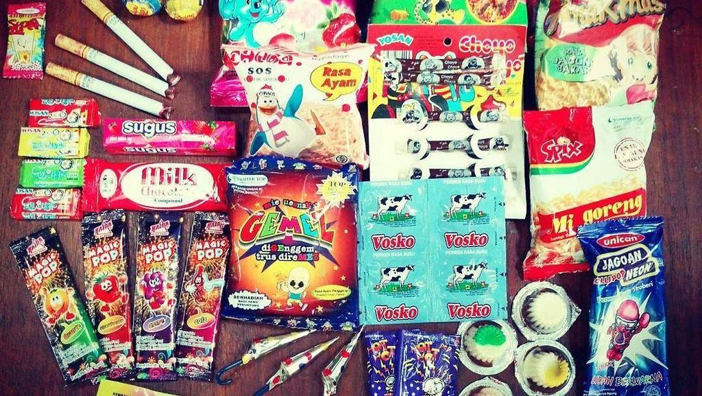 Lagu Jaran Goyang Dibuat Jadi Versi 100 Macam Merek Snack, Bikin Ngakak!