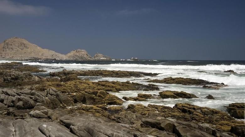 Foto: Pantai di Tocopilla (Thinkstock)