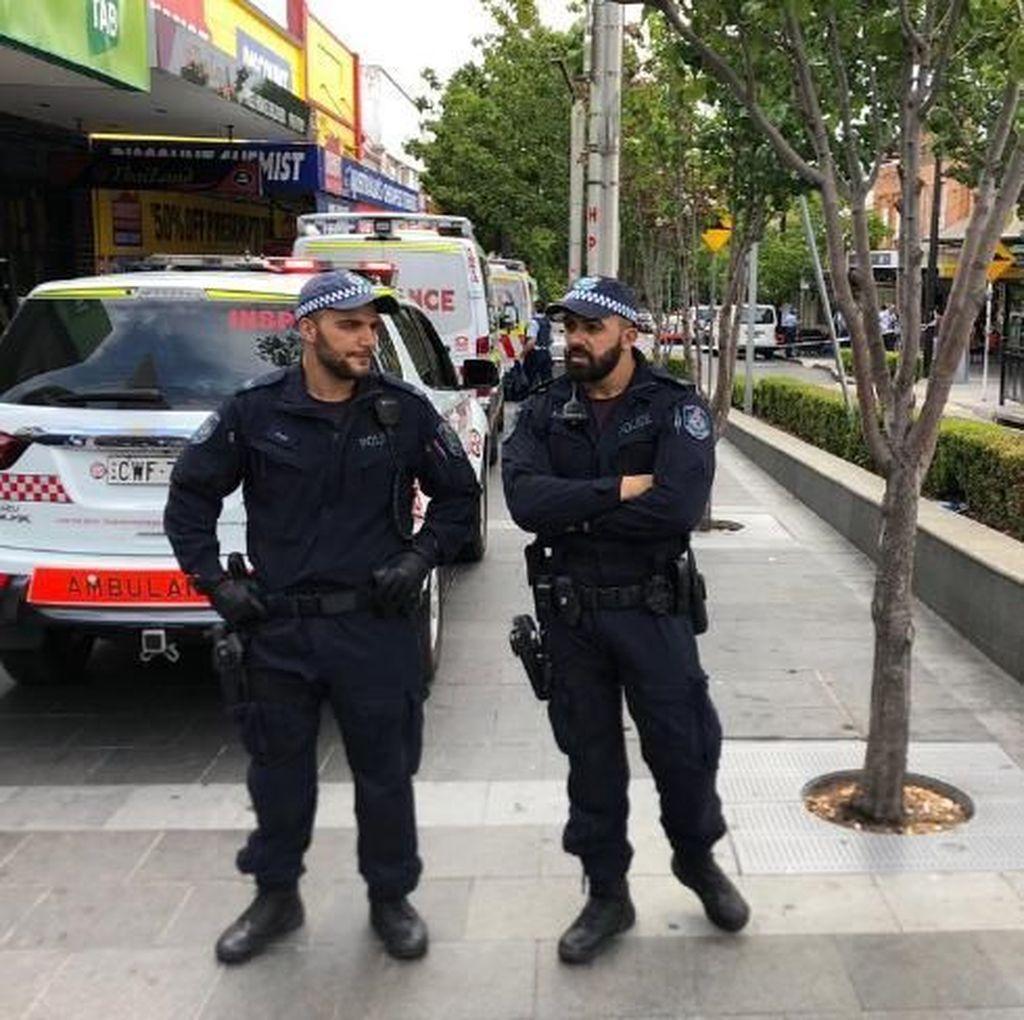 Penampakan Pembunuh Pengacara di Australia yang Terekam CCTV