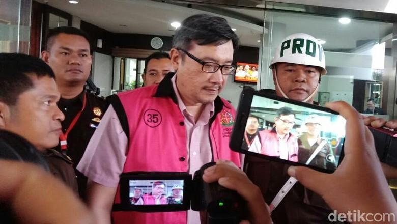 Kejagung Tahan Direktur PT TAB Terkait Korupsi Pemberian Kredit