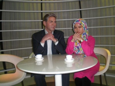 Ngopi Bareng George Clooney di Thailand