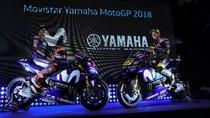 Yamaha Pamer Tunggangan Baru Rossi dan Vinales