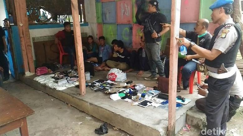 Wanita Hamil Istri Bandar Narkoba di Kampung Ambon Positif Narkoba