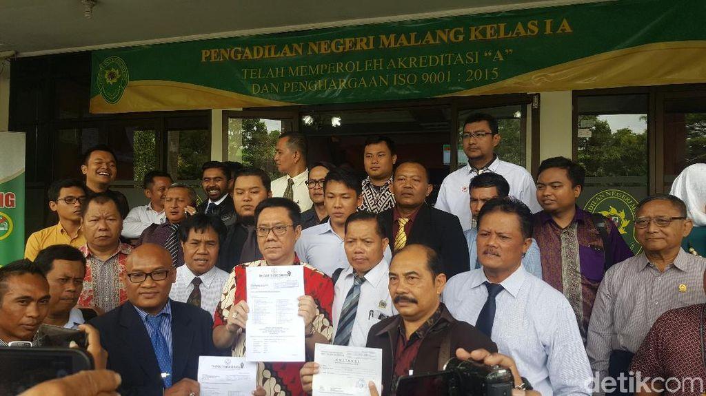 Digugat Bakal Cawali, Ini Reaksi PKB Kota Malang