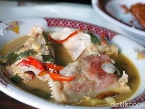 Maknyus! Nikmatnya Palumara Ulu Juku, Sajian Kepala Ikan Khas Makassar