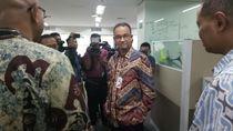 Anies Minta Pegawai MRT Selesaikan Proyek Tepat Waktu