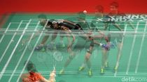 Owi/Butet Lolos Ke Perempatfinal Dengan Mudah