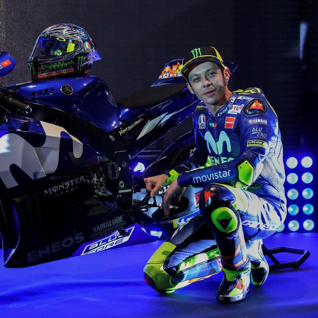 Bagi Yamaha, Pendapat Rossi Lebih Utama Ketimbang Vinales
