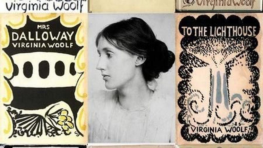 Lima Novel Terbaik Virginia Woolf yang Mendunia