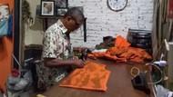 Minta Diukur Ulang ke Penjahit Langganan, Jokowi Mengaku Tambah Gemuk