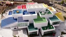 Di Balik Dinding Rumah ini Ada Susunan Lego yang Keren!