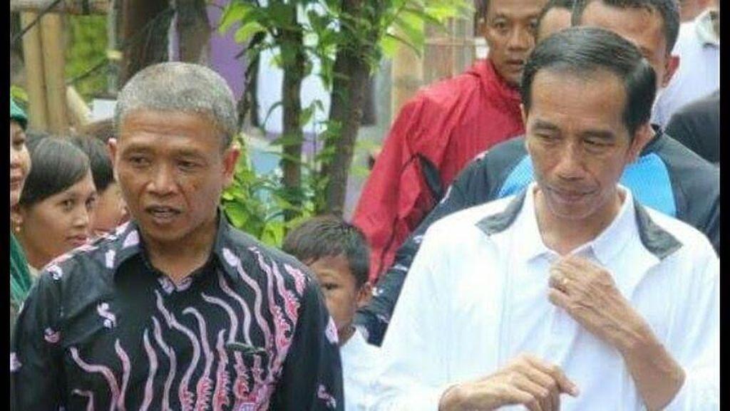 Begini Asal Mula Suparto Jadi Penjahit Langganan Jokowi