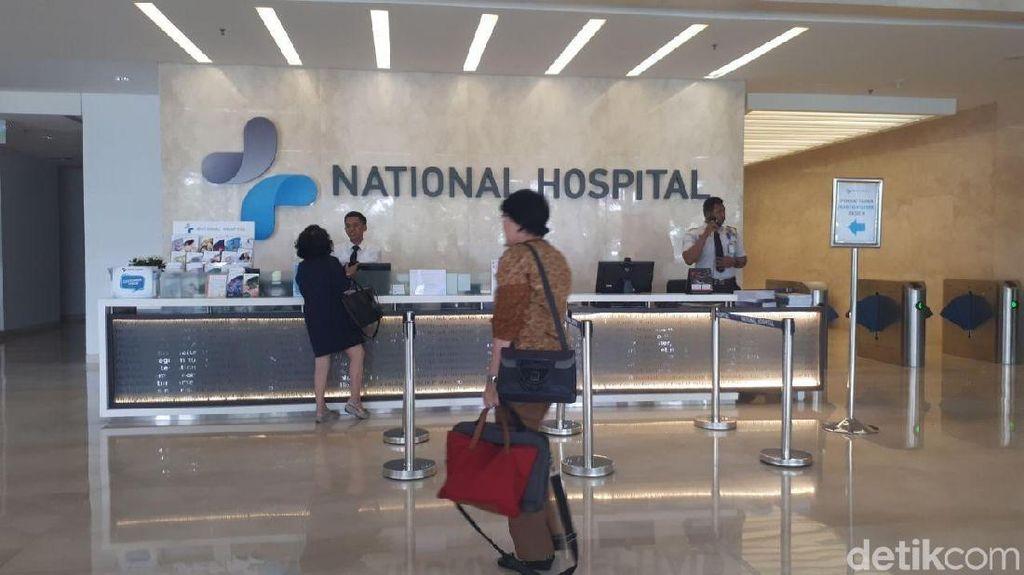 Ini Sanksi Perawat National Hospital yang Lecehkan Pasien Wanita