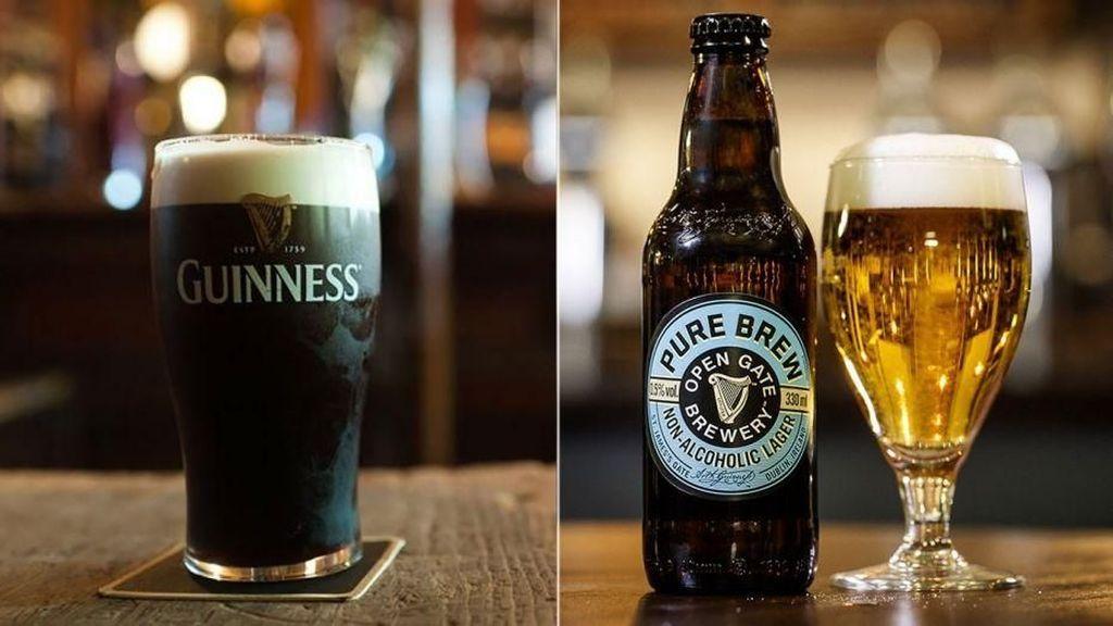 Wow! Guinness Akan Pasarkan Bir Halal di Irlandia