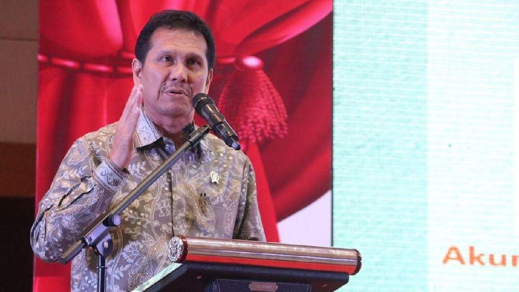 Di Depan PNS PUPR, Menpan-RB Janjikan Uang THR dan Pensiun Naik