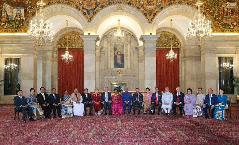 Jokowi Ajak India dan ASEAN Perkuat Kerja Sama Maritim