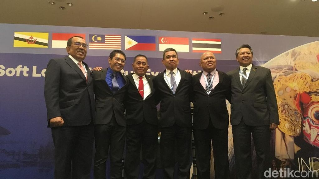 Bentuk Our Eyes, Menhan 6 Negara ASEAN akan Berkumpul Jika Genting