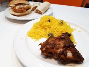 Chicking: Mantap! Paduan Ayam Panggang dan Nasi Biryani Khas Fast Food Dubai
