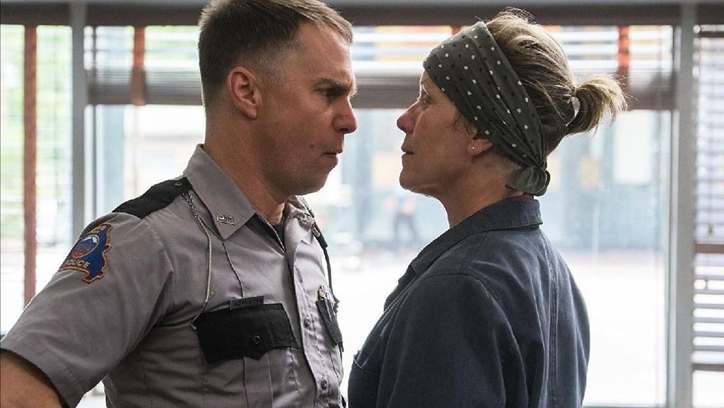 BAFTA Jadi Jalan Manis Three Billboards Jelang Oscar ke-90