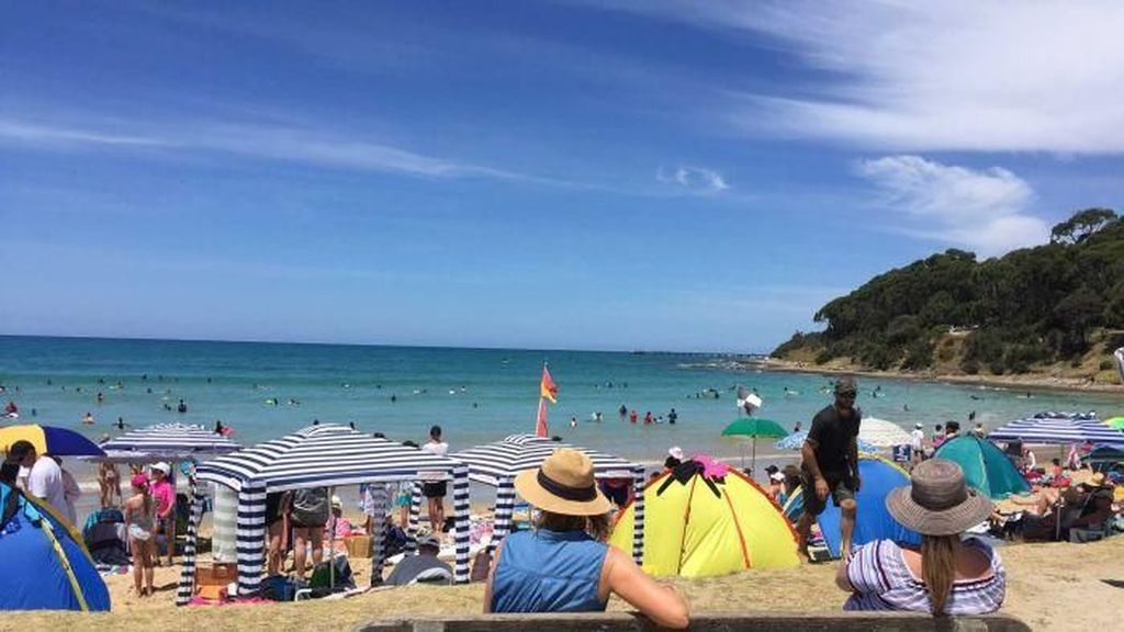 Gelombang Panas Terjang Australia Akhir Pekan Ini