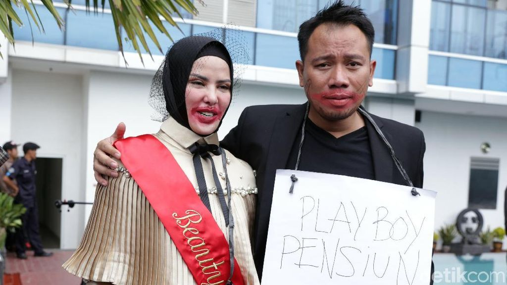 Dimasaki, Vicky Prasetyo Khawatir Jari Angel Lelga Berubah Jadi Conjuring