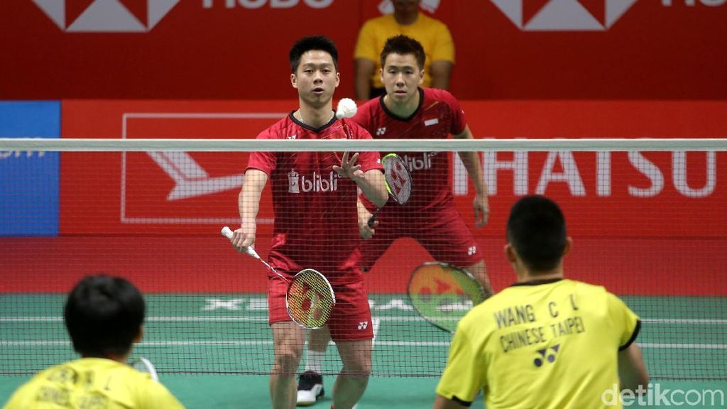 Final Ideal All England 2018: Kevin/Marcus Vs Boe/Mogensen