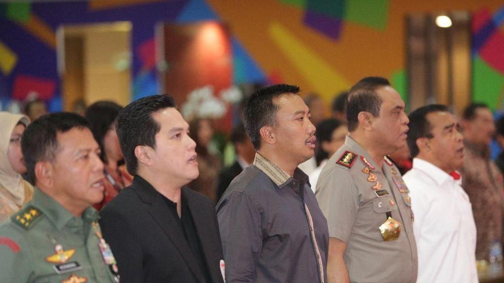 Ini Menu Latihan Pelatnas Asian Games di Batujajar