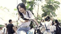 Gemilang di Dilan 1990, Karier Vanesha Prescilla Bakal Cemerlang