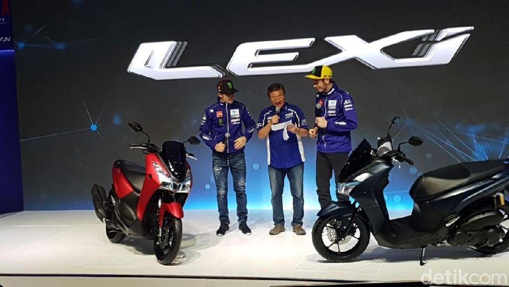 Yamaha Lexi Dijual di Bawah Rp 20 Juta