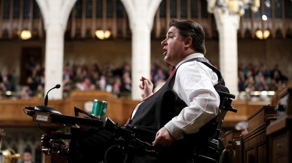 Menteri Olahraga Kanada Mundur Usai Tudingan Pelecehan Seksual