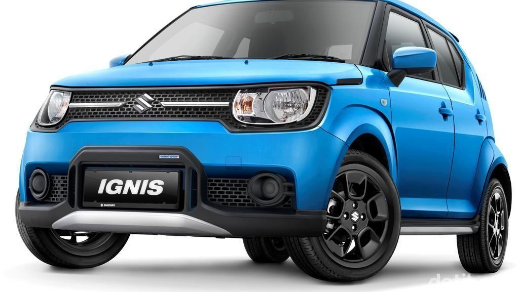 Suzuki Buat Ignis yang Lebih Sporty
