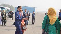 Jokowi Temui PM Bangladesh dan Akan Kunjungi Pengungsi Rohingya